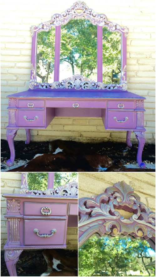 DIY Projects: 17 Creative Furniture Makeover Ideas Using Paint