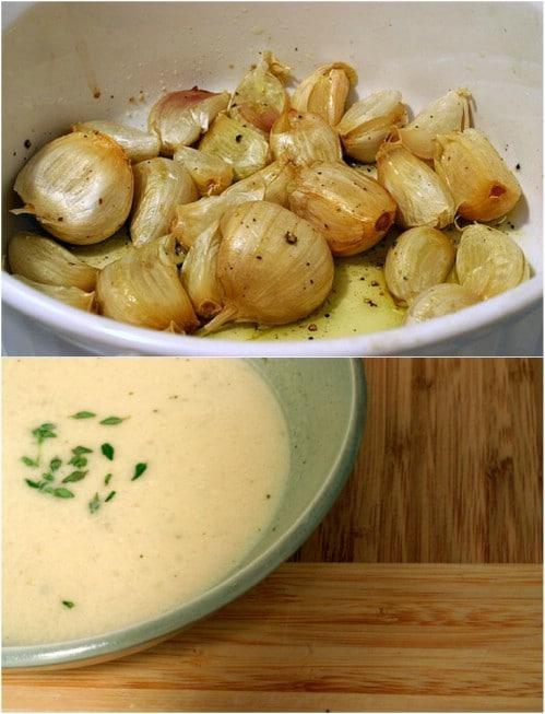 44 Garlic Soup
