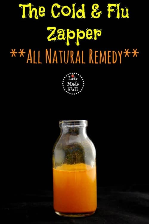 All Natural Cold And Flu Zapper