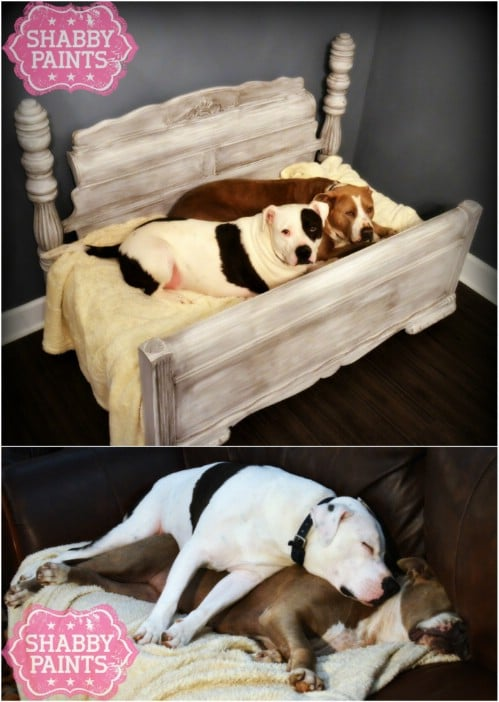 15 Brilliantly Creative Ways To Upcycle An Old Bed Frame