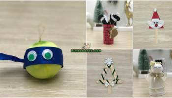 Ninja Turtle Christmas Tree.Adorable Diy Ninja Turtle Christmas Ornaments Diy Crafts