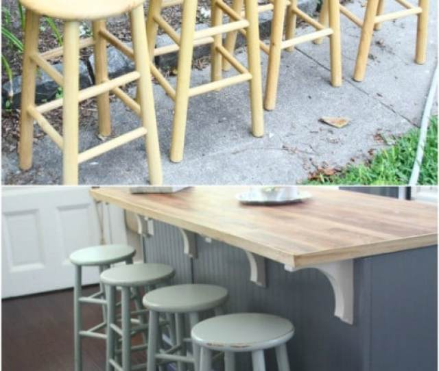 Trendy Furniture  Diy Bar Stool Ideas
