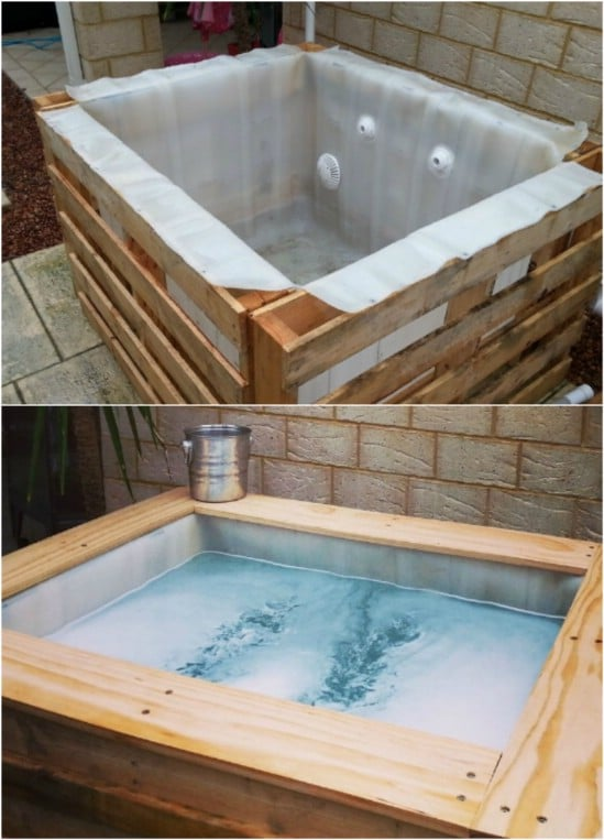 12 Relaxing And Inexpensive Hot Tubs You Can DIY In A Weekend DIY Amp Crafts