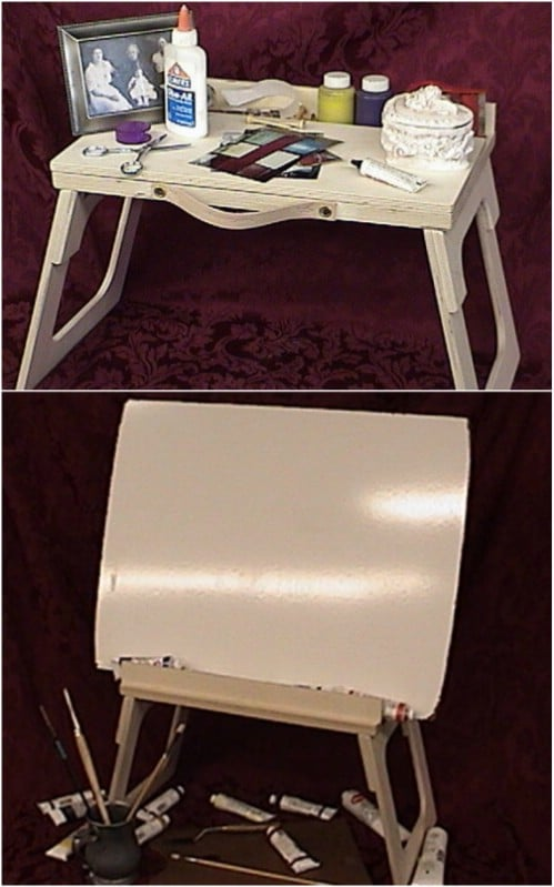 17 Easy To Build DIY Craft Desks You Just Cant Live