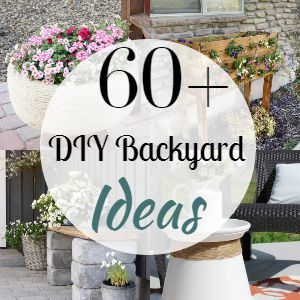 60 best diy backyard ideas for 2021