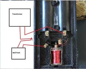 Friedland door bell wiring | DIYnot Forums