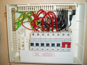How to install RCBO in Hager CU   DIYnot Forums