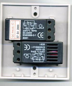 Wiring A Double dimmer switch | DIYnot Forums