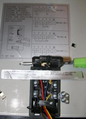 Ceramic Hob Wiring | DIYnot Forums