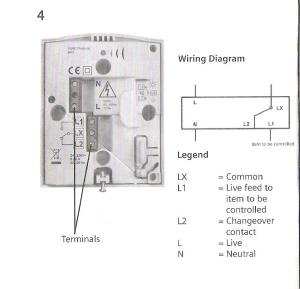 Wireless thermostat | DIYnot Forums