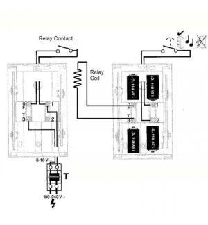 Single Doorbell Push to Two Battery Chimes | Page 3