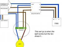 Extractor fan not working?   DIYnot Forums