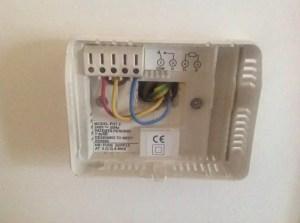 potterton prt2 to honeywell cm907 wiring help | DIYnot Forums