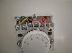 Replacing Honeywell t6360b thermostat  wiring?   DIYnot Forums