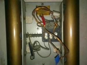 Friedland Warbler Mk2 Door Chime Wiring | DIYnot Forums