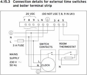 Wiring diagram | DIYnot Forums