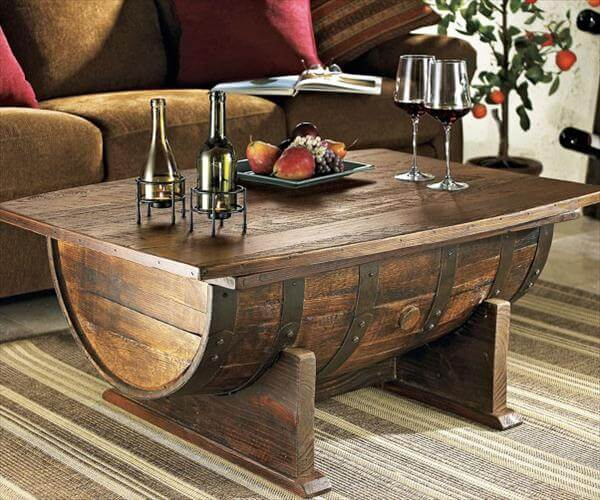 diy old rustic wood furniture projects