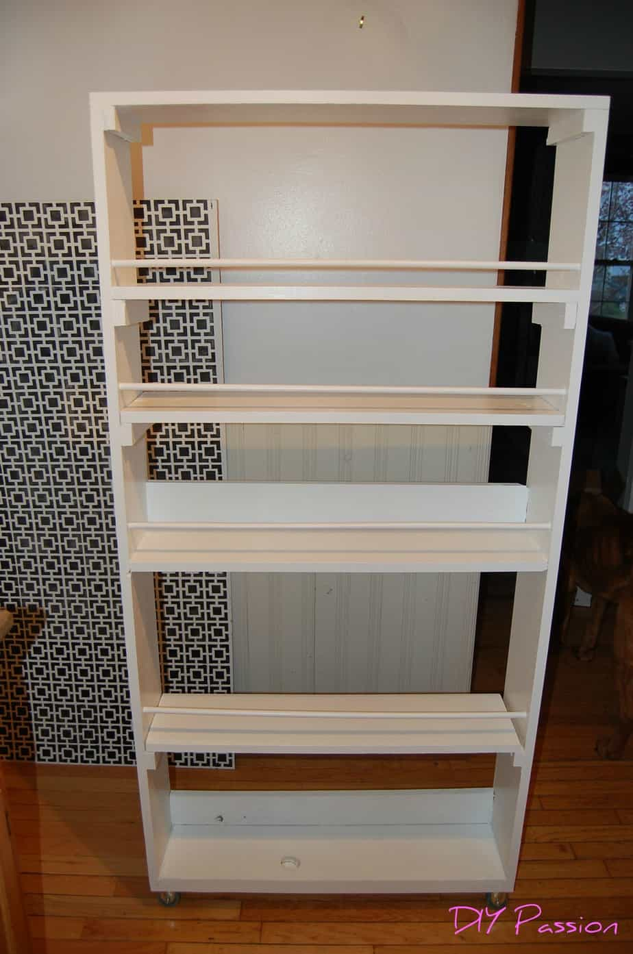 Small Space Storage Solution