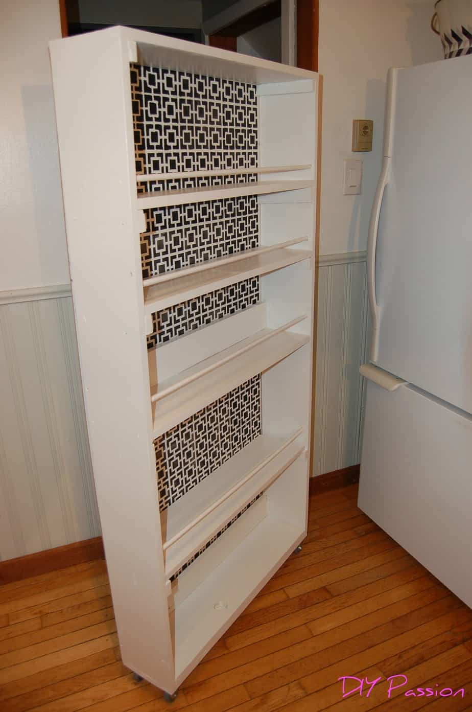 Small space storage solution - Kitchen storage solutions small spaces ...