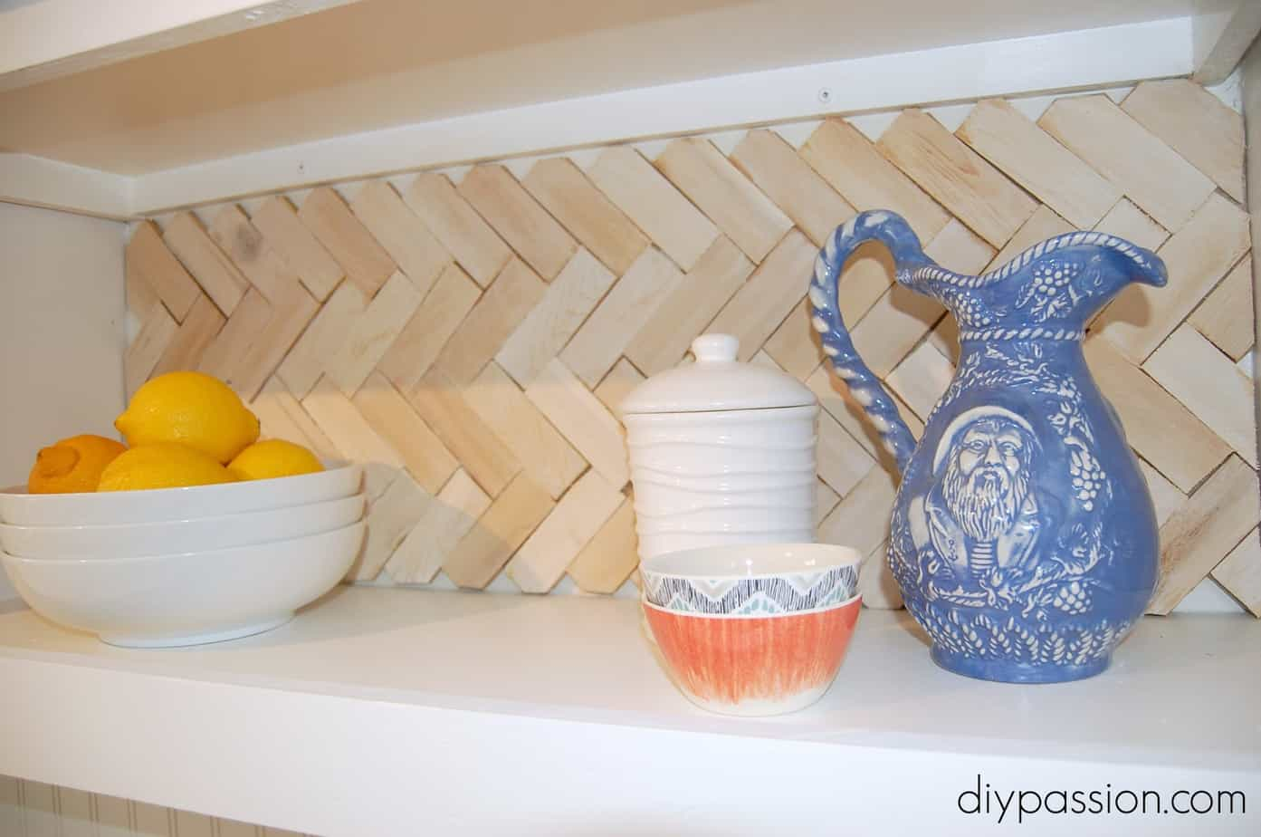 Easy and inexpensive back splash ideas