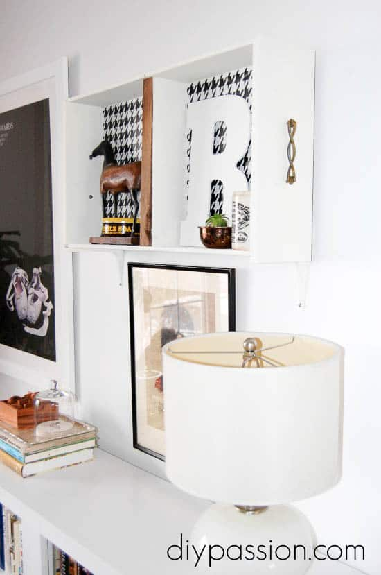 How to Hang Drawers on the Wall