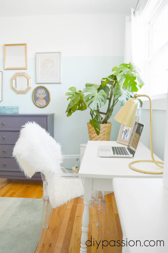 Use textures to make office seating pop