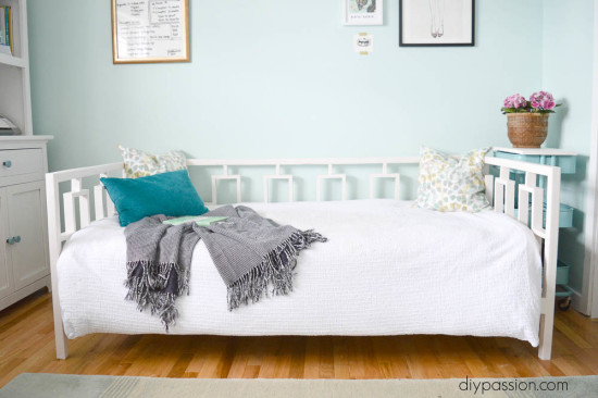 West Elm Inspired Day Bed