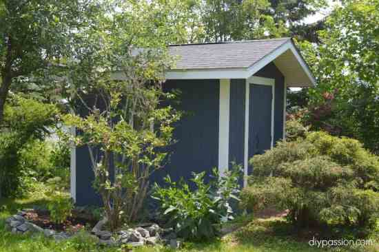 how to paint a shed 10