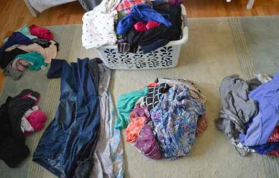 KonMari Clothes 3