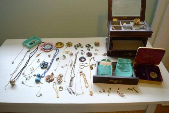 KonMari Jewelry Sparking Joy