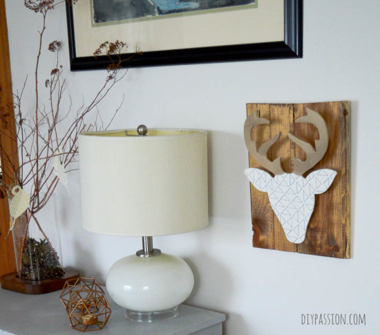 Easy Rustic Decor in Under an Hour