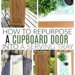 How to Repurpose a Cupboard Door