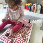 How to Make a Toddler Busy Board