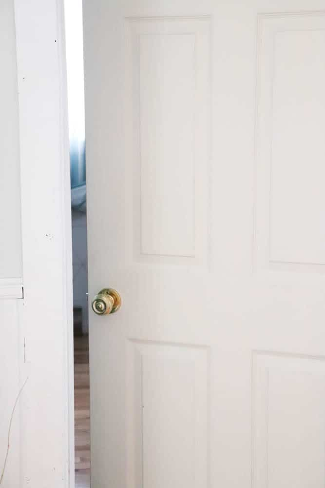 When you think about it door hardware is in every room in the house so it is a quick easy and affordable way to tie your look together seamlessly in just ... & How to Add Modern Style to Interior Doors - DIY Passion