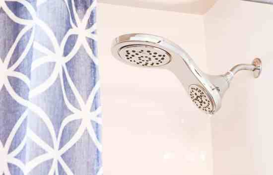 Delta HydroSense Shower Head
