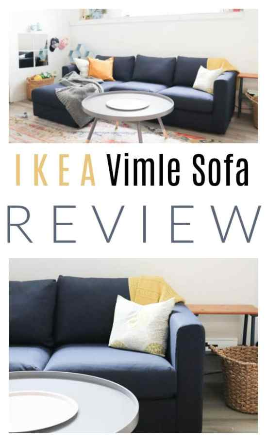 Ikea Vimle Sofa Review