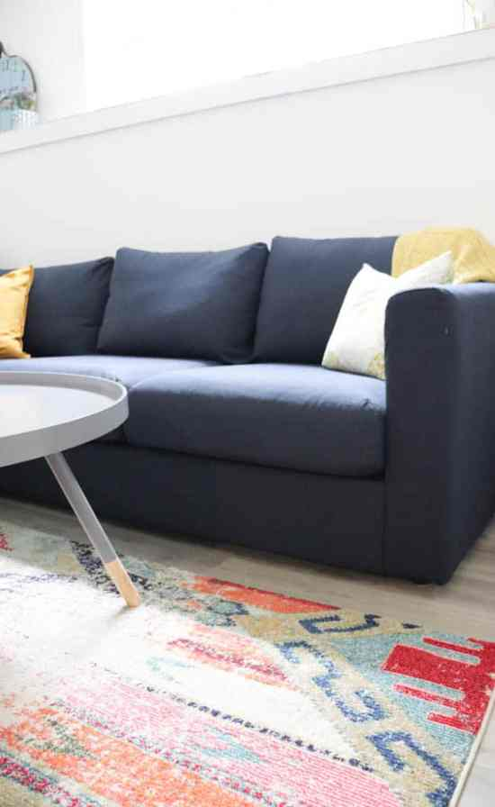 Playroom Update | My Review of the IKEA Vimle Sofa – DIY Passion