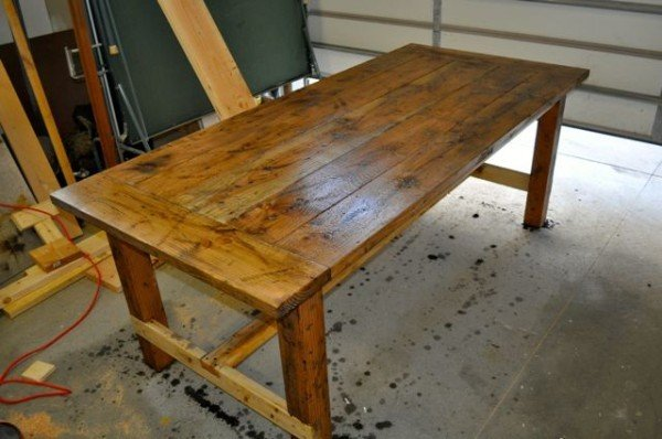 Make My Own Coffee Table