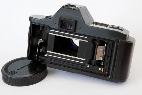 Controllare un obiettivo usato fotografia analogica oggi - Pulizia specchio reflex ...
