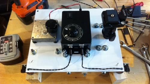 Build An Amazing Super Versatile DIY Time Lapse Dolly      * April 25, 2011     * 9 comments     *