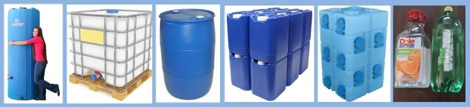 Water Storage How Much to Store and How to Purify DIY Preparedness