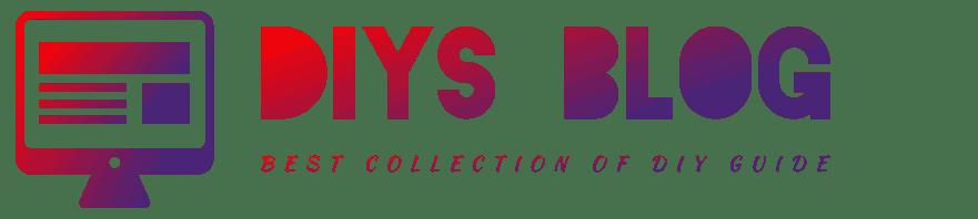 DIYs Blog