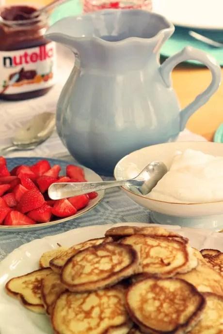 bästa sommarfrukosten