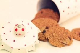 cookies i pringlesburk