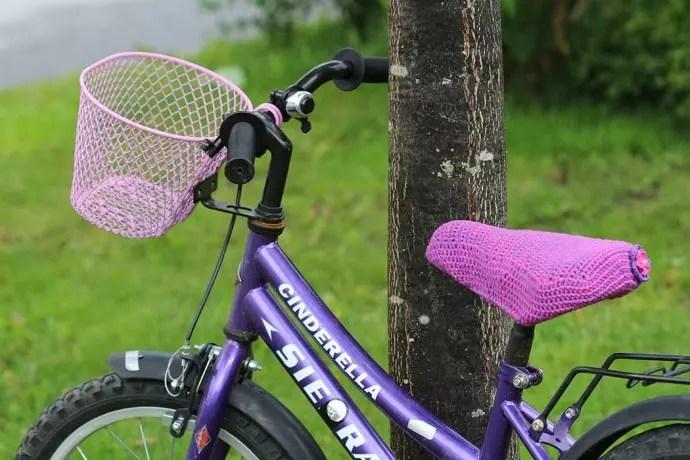 virka till cykeln