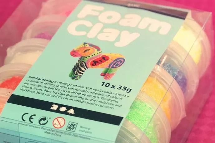 askar av foam clay