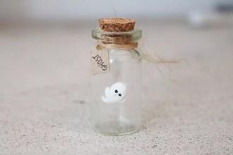 spöke i flaskan