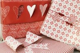 diy: paketinslagning