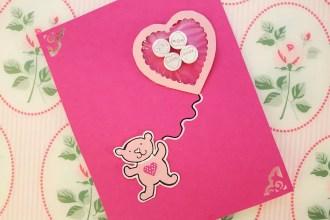 hjärtkort