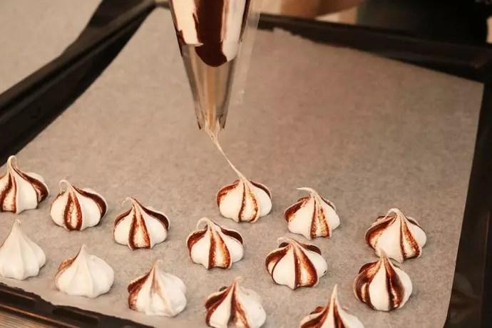 chokladmaränger